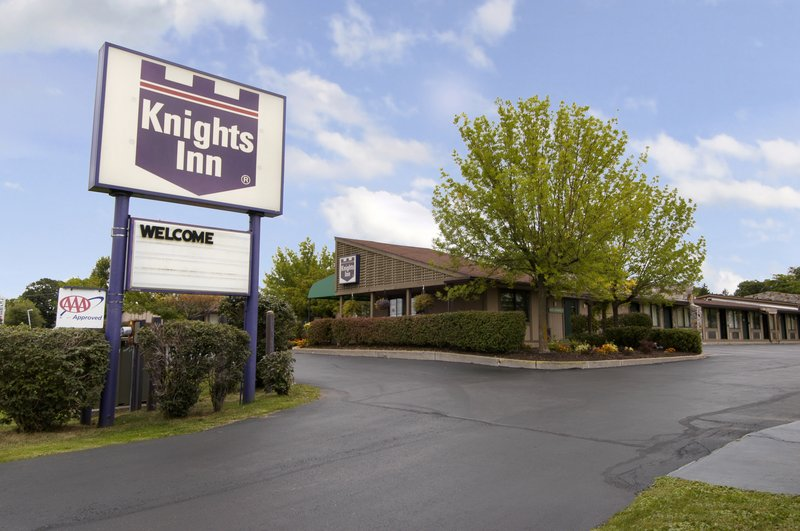 Knights Inn Syracuse/Liverpool