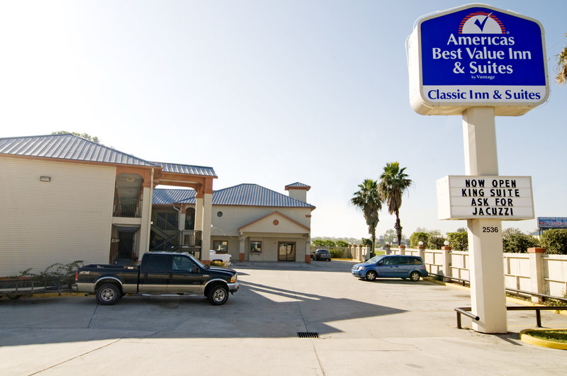 Americas Best Value Inn And Suites Downtown