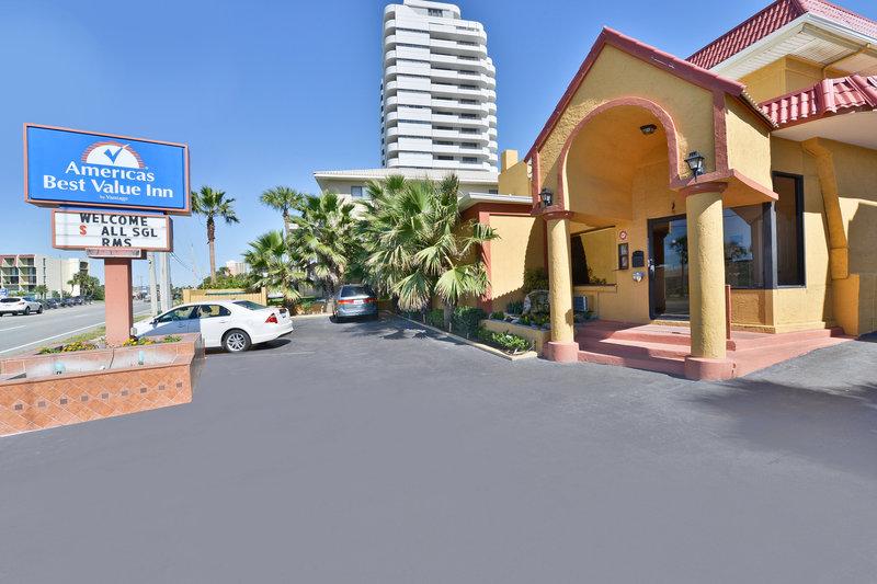Americas Best Value Inn Daytona Beach Ocean Front