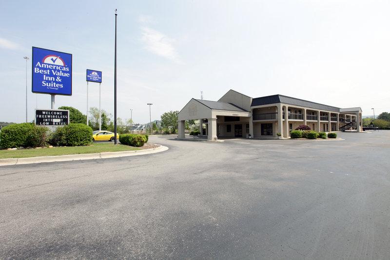 Americas Best Value Inn And Suites Scottsboro