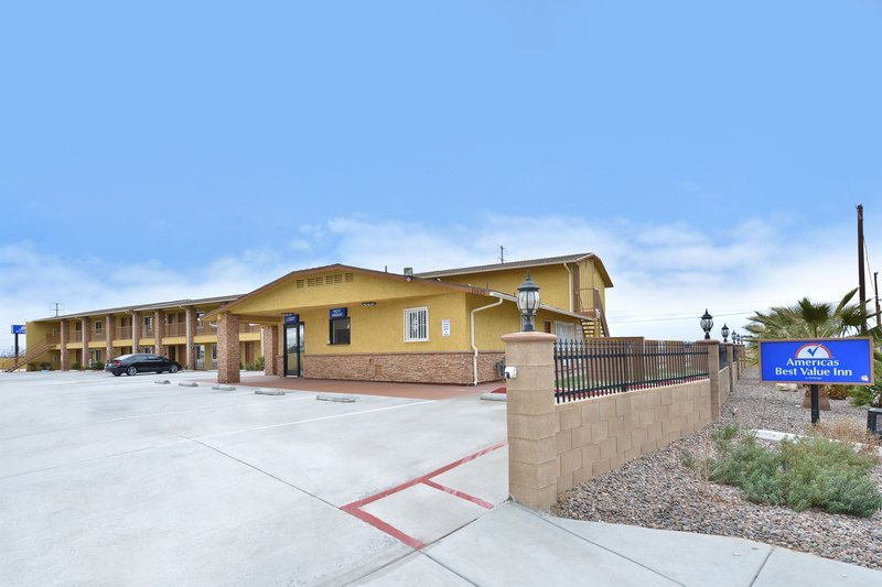 Americas Best Value Inn Adelanto Victorville