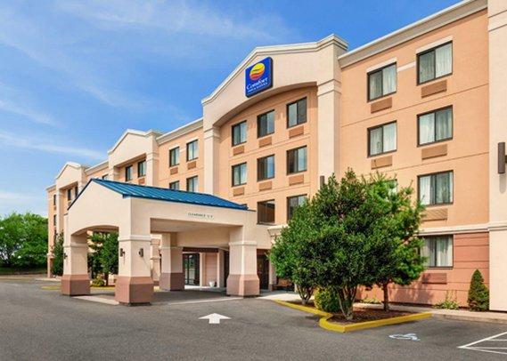 Comfort Inn & Suites Meriden