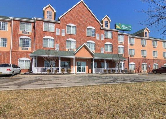 Quality Inn & Suites Dayton