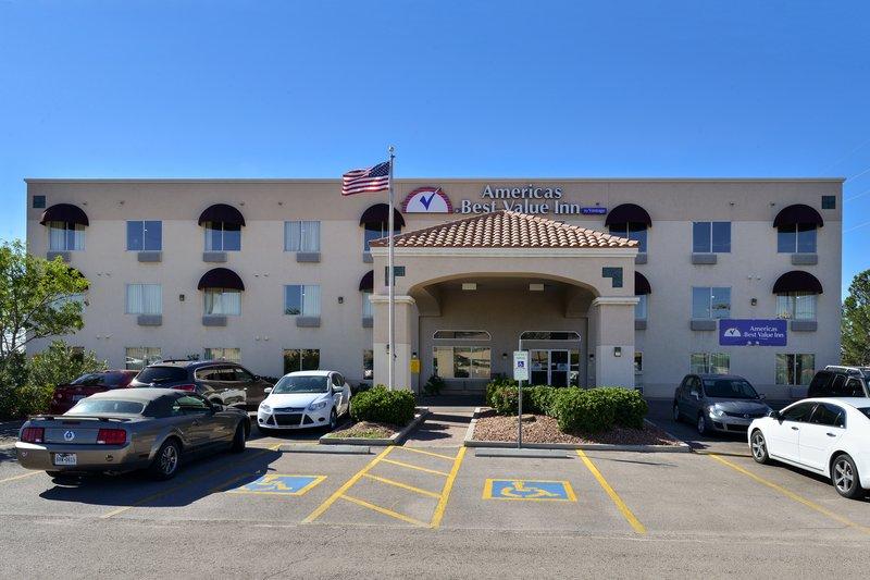 Americas Best Value Inn El Paso Medical Center