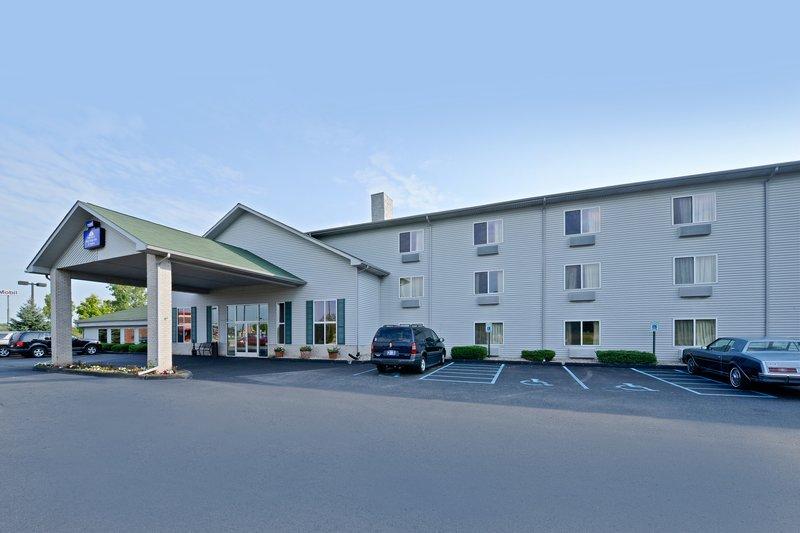 Americas Best Value Inn And Suites Flint Airport
