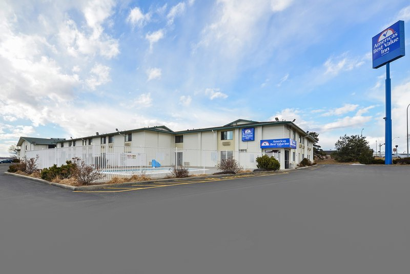 Americas Best Value Inn Lincoln Airport