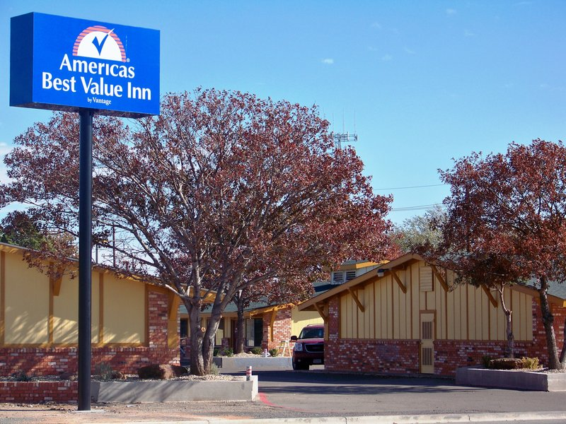 Americas Best Value Inn Medical Center Lubbock