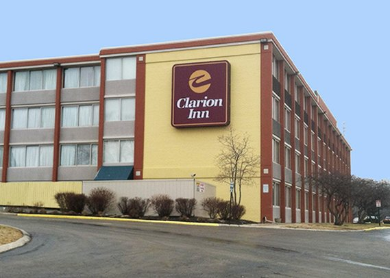 Clarion Inn Dayton Airport