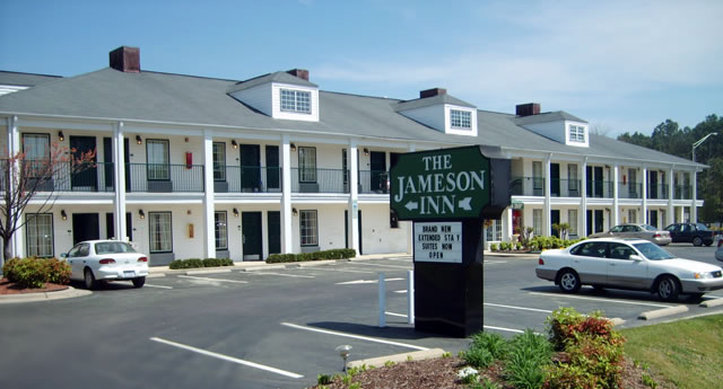 Jameson Inns And Suites Wilson