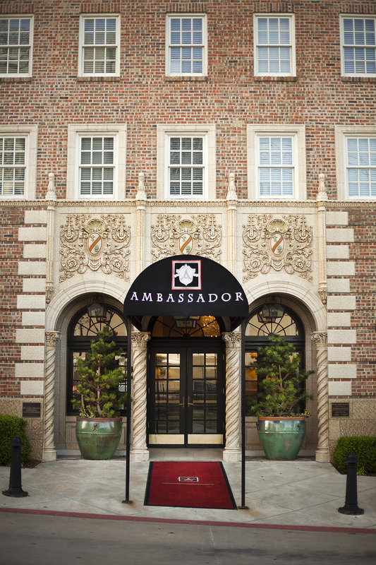 Ambassador Hotel - Tulsa