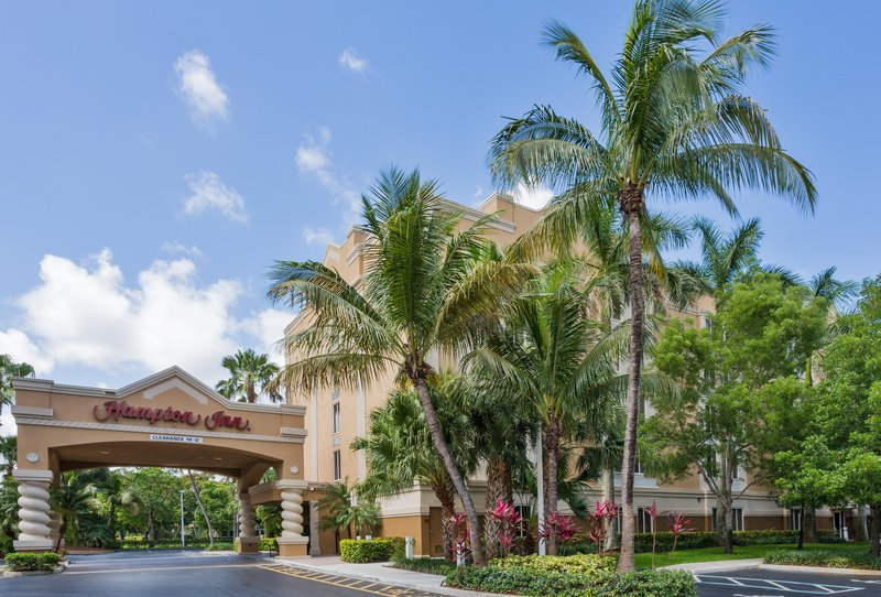 Hampton Inn - Ft Lauderdale - Plantation
