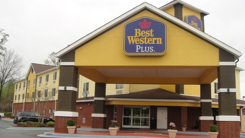 BEST WESTERN PLUS Rocket City Inn & Suites