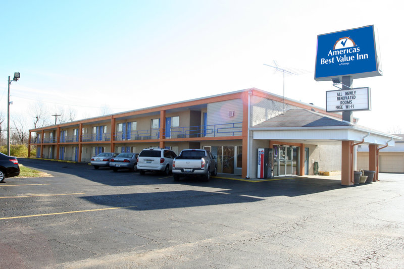 Americas Best Value Inn Elizabethtown