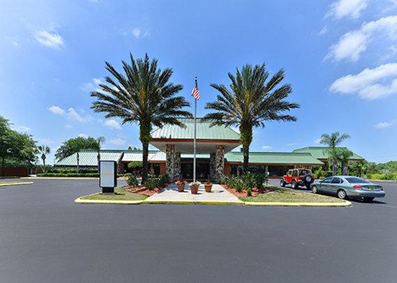 Cypress Isle Rv Park And Marina Florida