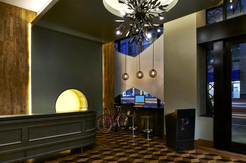 PALOMAR SF A KIMPTON HOTEL