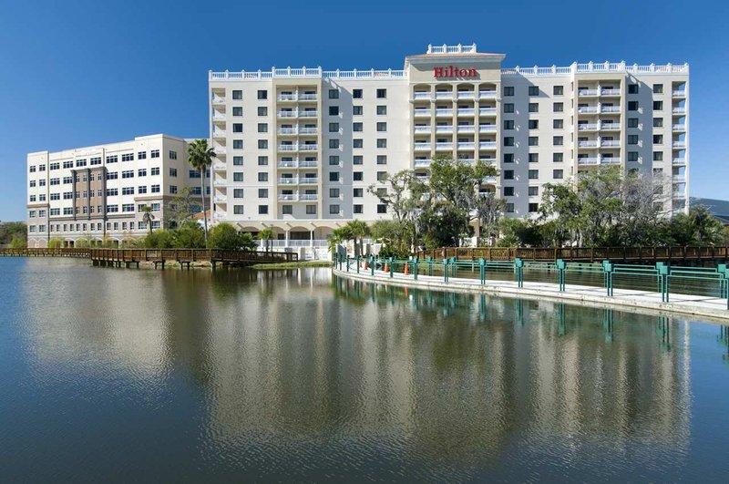 Hilton St Petersburg Carillon Park