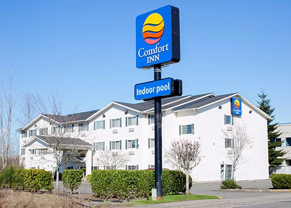 Comfort Inn Auburn - Federal Way