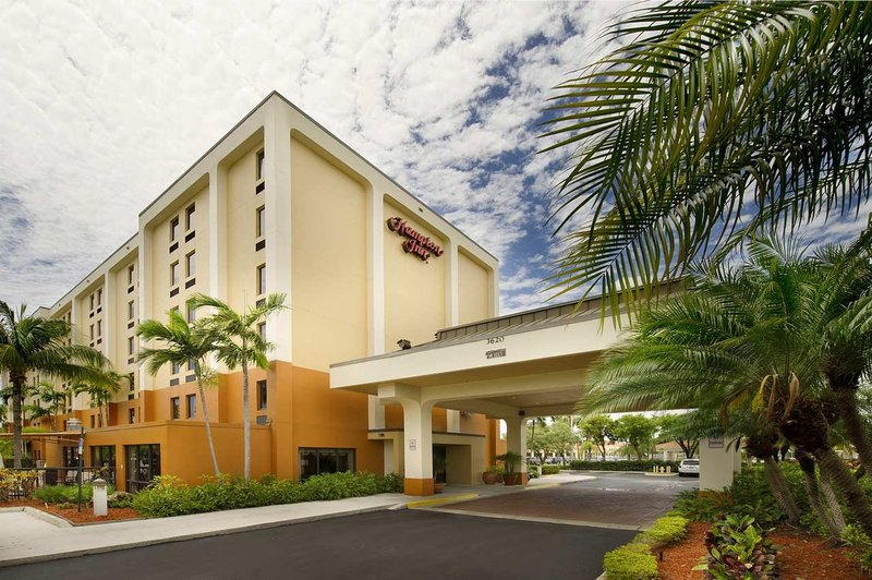 Hampton Inn Miami-Airport-West