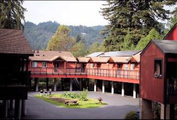 Creekside Inn And Resort
