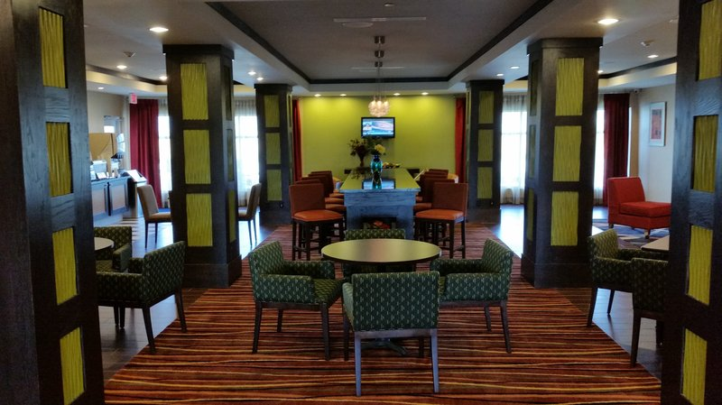 Holiday Inn Express & Suites HOUSTON EAST - BAYTOWN