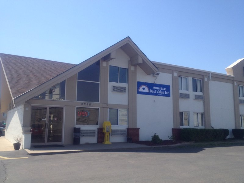 Americas Best Value Inn Wichita West Airport