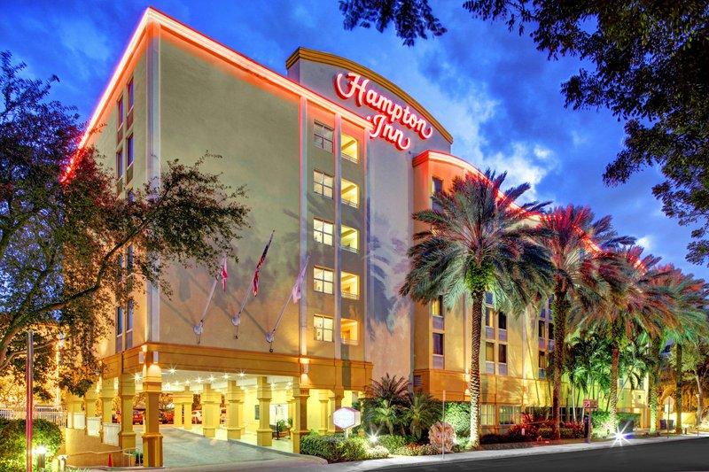 Hampton Inn MiamiCoconut GroveCoral Gables
