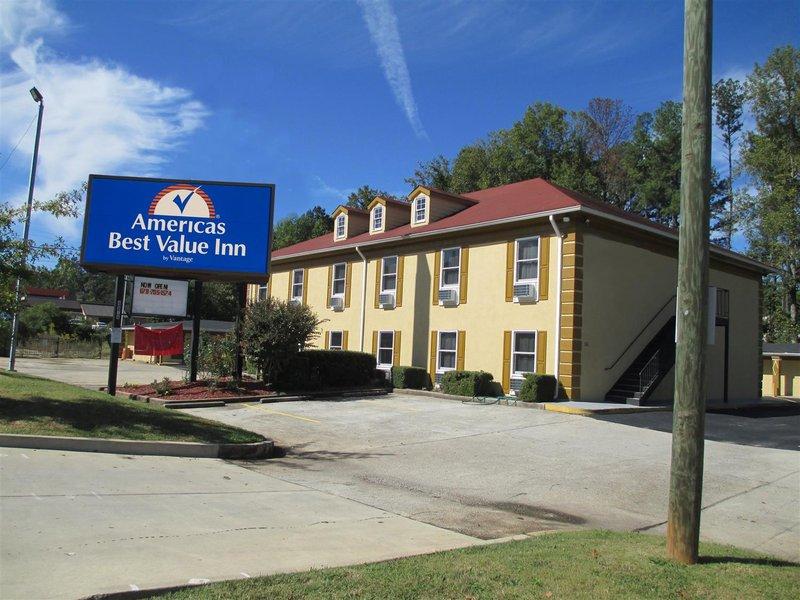 Americas Best Value Inn Stone Mountain Atlanta East