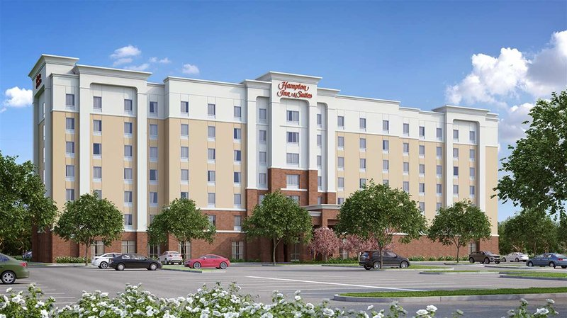 Hampton Inn And Suites Columbus/University Area