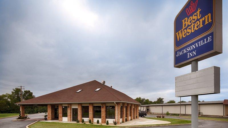 BEST WESTERN Jacksonville Inn