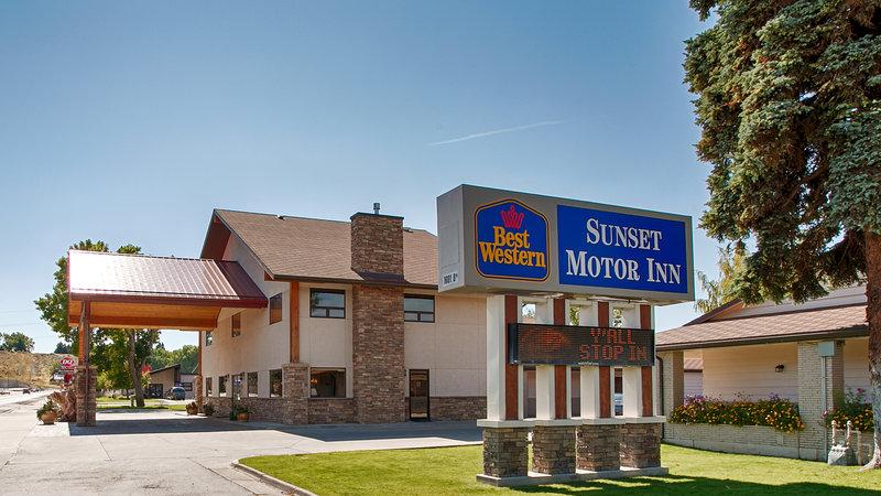 BEST WESTERN Sunset Motor Inn
