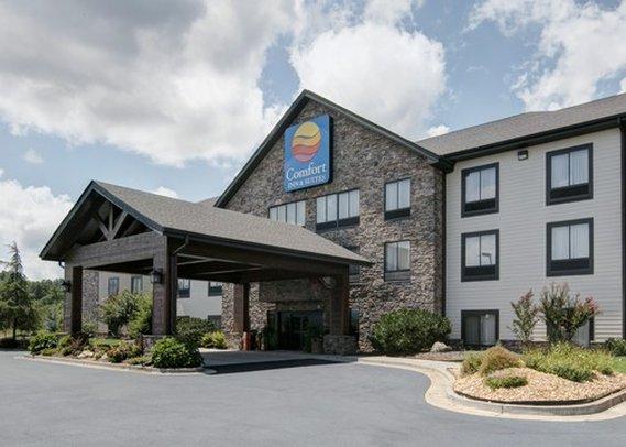 Comfort Inn & Suites Blue Ridge