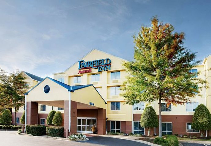 Fairfield Inn Greenville-Spartanburg Airport