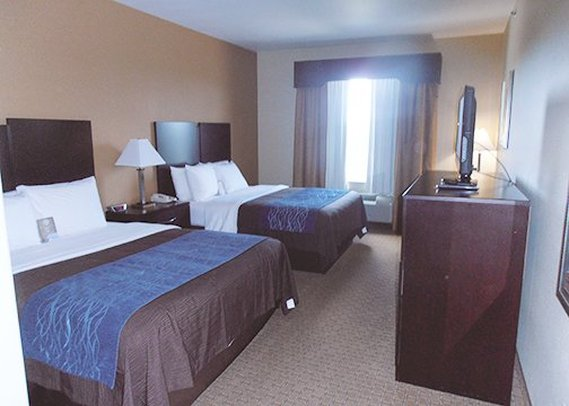Comfort Inn & Suites Mexia