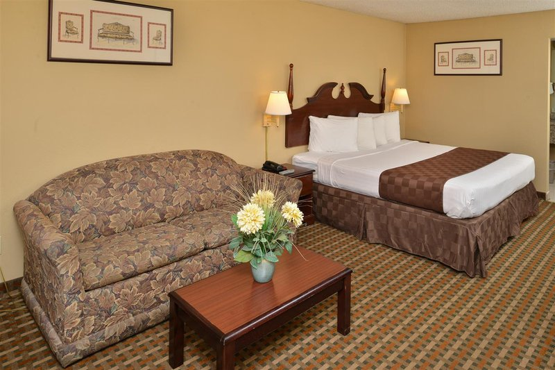 Americas Best Value Executive Inn And Suites Arkadelphia