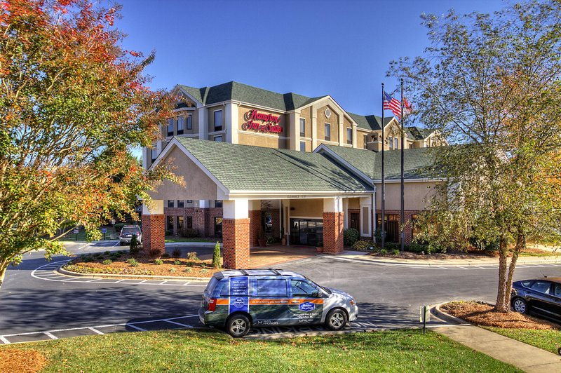 Hampton Inn - Suites Asheville - I-26