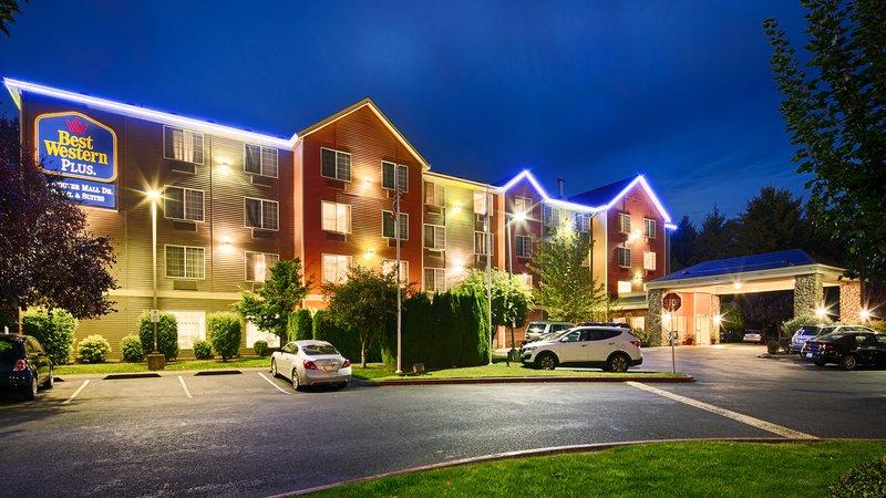 vancouver washington best western hotels motels lodging. Black Bedroom Furniture Sets. Home Design Ideas