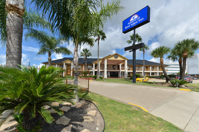 Americas Best Value Inn Houston Hobby Airport