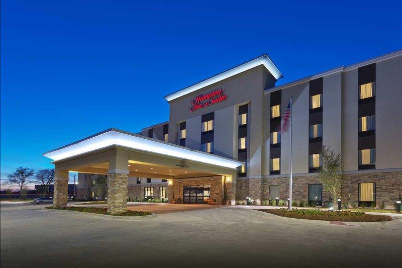 Hampton Inn And Suites Dallas Plano East TX