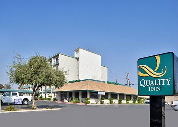 Quality Inn Madera
