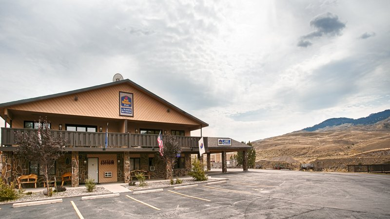 BEST WESTERN By Mammoth Hot Springs