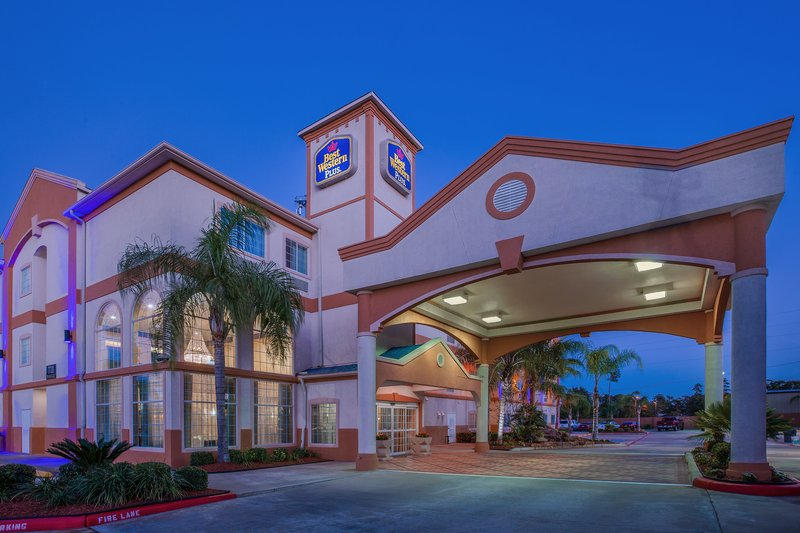 BEST WESTERN PLUS Atascocita Inn & Suites