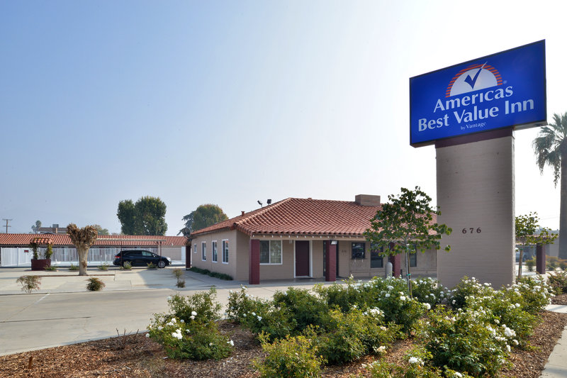 Americas Best Value Inn Porterville