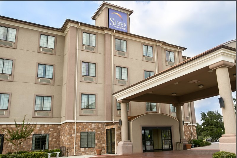 Sleep Inn & Suites Near Seaworld