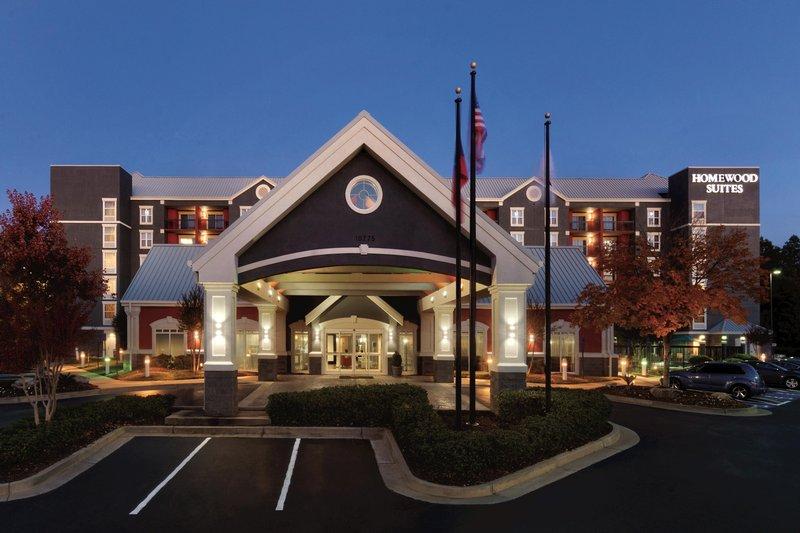 Homewood Suites By Hilton Atlanta-Alpharetta
