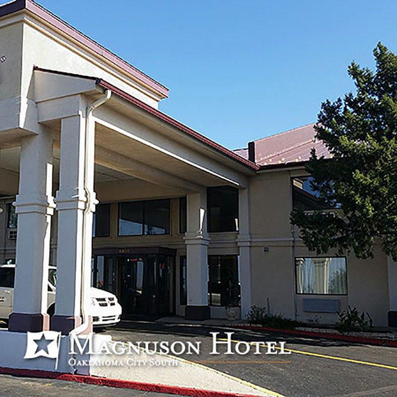 Magnuson Hotel Oklahoma City S
