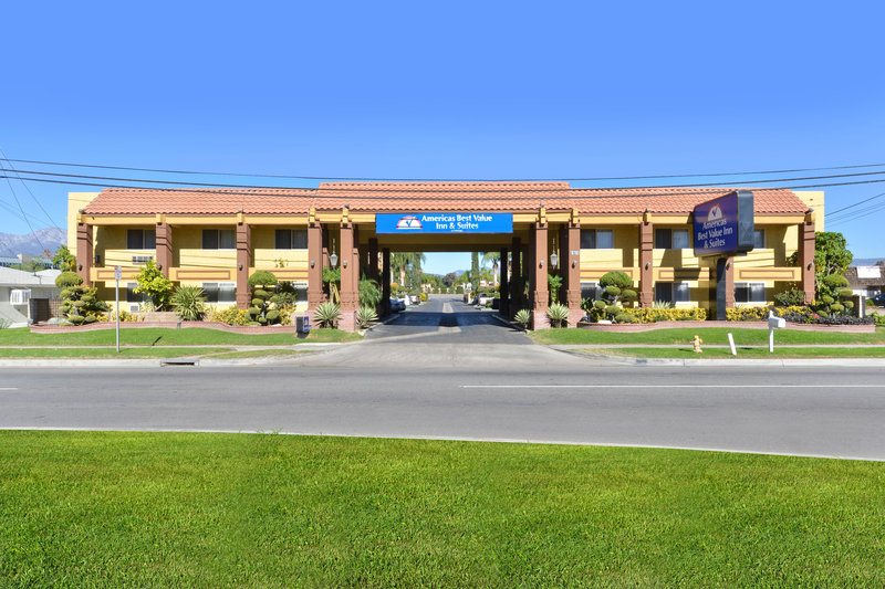 Americas Best Value Inn And Suites Fontana
