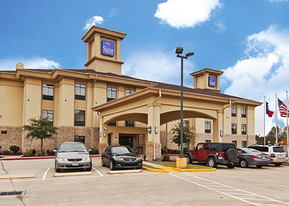 Sleep Inn & Suites Bush Intercontinental - IAH East