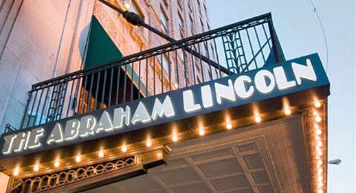 Abraham Lincoln Reading Hotel