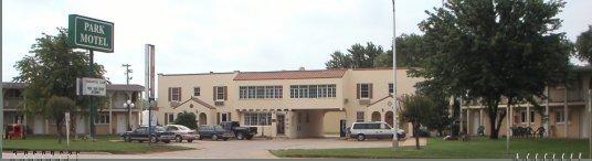 The Park Motel-Denison
