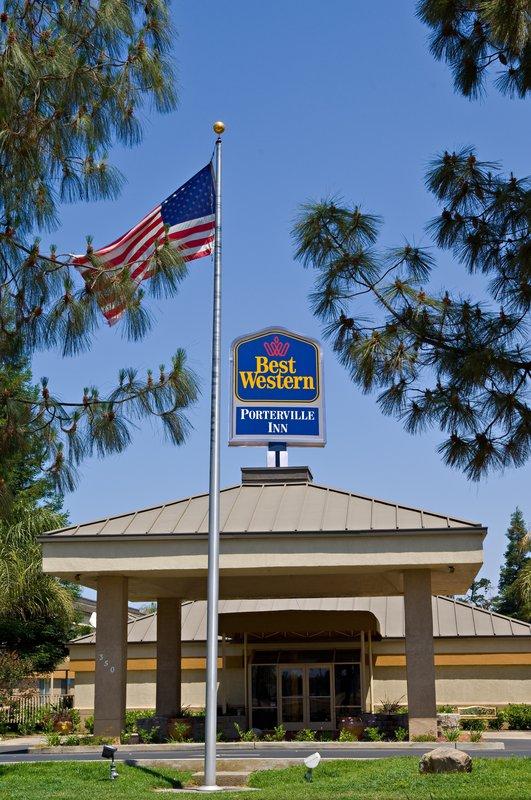 Best Western Porterville Inn